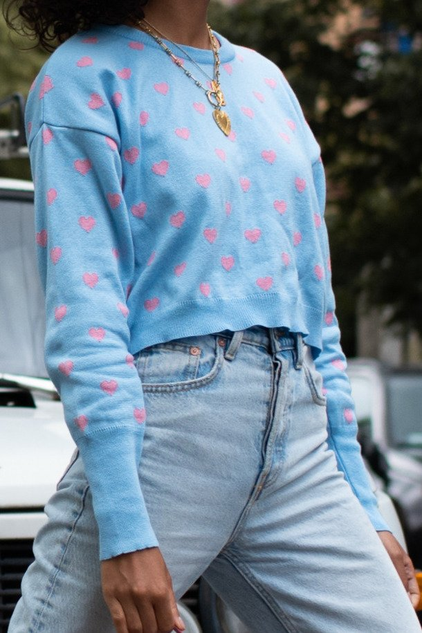 Sweter Roma Blue